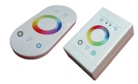 4 channel wireless touch led RGB controller,DC12-24V input,5A*4 channel output