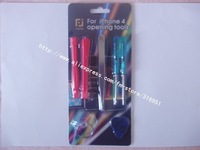 Free shipping 100pcs/lot Repair Opening Tools For iphone 4 4G