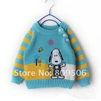 Свитер для девочек Hot Children sweater Girl cardigans sweater Children winter sweater Baby clothing 3 color 3 pcs/lot CC-S-31