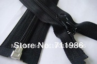 Zipper factory,custom size & colour ,whole sale No.5 coil zipper open end zipper