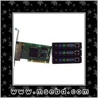 NComputing Xtenda X300 PCI Card and Multi Box,PC Station X300