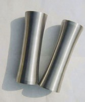 Titanium head tube of bicycle