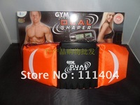Free Shiping Gym Form Dual Shaper Belt develop your abs ST85 seen on TV