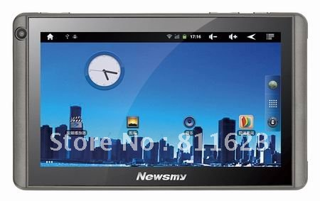 7&quot; Newsmy Newpad T7 Android 4.0 5-point Capacitive Tablet PC ARM Cortex A8 1.2GHz WiFi 8GB 512MB DRR3 HDMI(China (Mainland))