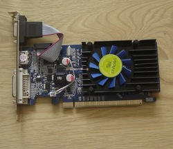 Free Shipping NVIDIA GT210 1024M DDR3 PCI-E video card / 1080 P hd graphics card(China (Mainland))
