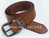 Free shipping,wholesale,10pcs/pack,General 2012 genuine leather belt genuine leather strap belt