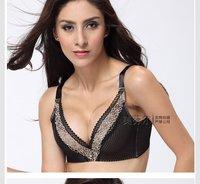 Free Shipping New 2014 Fashion Deep V Corrective Underwear Women, Female Sexy Push Up Bra,Intim Brassiere For Boobs
