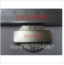 N35 (Nd-Fe-B) ndfeb magnets new arrival product permanent magnets 30mm x 10mm x 2mm blcok magnets strong powerfull magnets(China (Mainland))