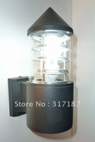 Free Delivery Waterproof outdoor balcony wall lamp black sand