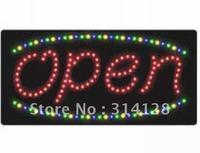 LED sign (model NO:HSO0006) 153LED (R:89pcs;G:22pcs; B:20pcs;Y:22pcs) 3PCS
