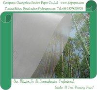 43gsm Natural White Glassine Paper