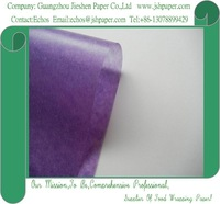 24 GSM Purple Glassine Paper