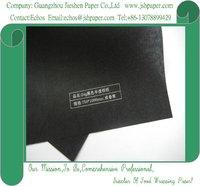24gsm Black Translucent Paper