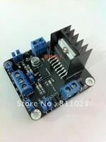 (Arduino-Compatible) Motor drive modules the / L298n driver modules / smart car / DC / stepper motor