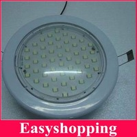 4pcs/lot high quality 52 led SMD5050 220v led ceiling light 12w 1040LM LED spot light free shipping