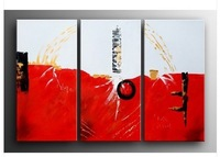 SALE ORIGINAL ART OIL PAINTINGS-HUGE MODERN ABSTRACT CONTEMPORARY ART ON CANVAS