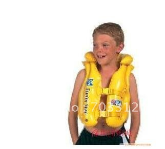 School children swimming swimming vest 58660 swimming movement toys