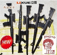 100pcs Hot sale! New Arrival Novelty Gun rifle Pen/ Gift pen/ Promotion pen wholesale Free Shipping