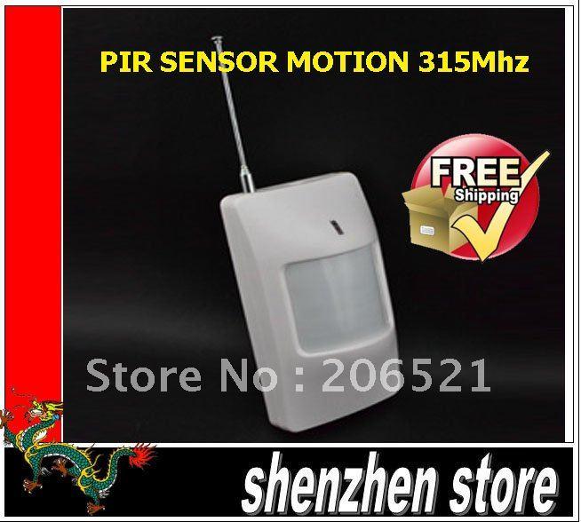 Датчики, Сигнализации PIR GSM HK датчики сигнализации jwq