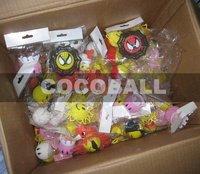 Best sale  Wholesale EVA foam balls antenna toppers 50pcs