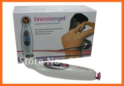 Personal care Breast Detector and Protector Infrared Massage Products Free Shipping!(China (Mainland))