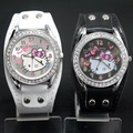 Cartoon wristwatch, hello Kitty watches, fashion lady wrist watch, lovely children's wrist, 2012 the latest
