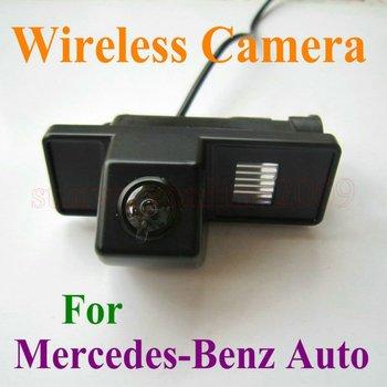 Free shipping!! WIRELESS CAR REAR VIEW REVERSE CAMERA FOR Mercedes-Benz Vito Viano / B Class MPV