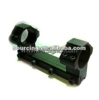 30mm High Dual Ring Scope Mount Fit12 10mm Weaver Rail (MR30)
