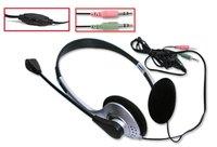 pc computer headset headphones for msn skype 70010