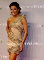 Вечернее платье High Quality women bandage sexy dress, evening dress Party Prom Dress H025