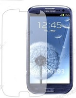 Ultra-Clear Screen Savers Protector for Samsung Galaxy S3 S III i9300 500pcs/lot ,factory ,free shipping