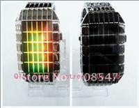 wholesale  fashion intercrew Cheapest LED digital electronic  men Watch  100pcs tin box wholesale