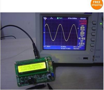 2 МГц dds функция сигнала генератора