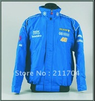 Men's Cotton Coat ,for Cotton Jacket, Coat Embroidery Racing Clothes C-0052