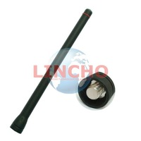 10 pcs sales vhf icom radio antenna, vhf handheld two-way radio antenna, icom F11, F11S, F21, F21S, F30GT, F30GS, F40GT, F40GS