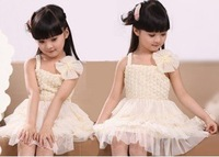 Free Shipping ! 2012 new children rustling skirts .