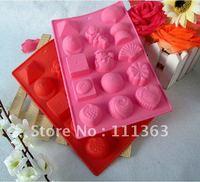 Free shipping chocolat mold/cake decorating tools/silicone soap mold/silicone cake mold/cakecup/Christmas cake mold/baking tool