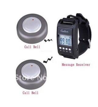 wireless portable nurse   call system  for hospital
