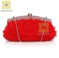 Вечерняя сумка Nice price-retail Hot Style Aluminium plates clutch bag gifts hand bag NO8145