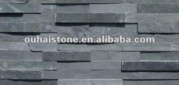 Nature slate and Lasting Beauty Culture Slate Stone As Wall Cladding