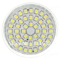 Wholesale 50pcs GU10 48 SMD 220-240V Day White Light LED Lamp Bulbs