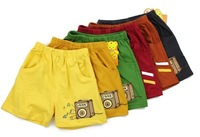 cotton kids shorts for bays