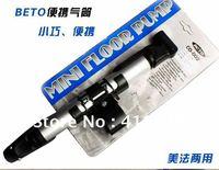 Cycling Pump Bicycle MINI PUMP Bike Pump BETO(CO-002) free shipping