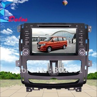 "Cheapest 8""NISSAN HANDSOME car DVD player with  GPS bluetooth  Win CE6.0 128M memory Ipod Free Shipping"