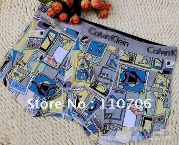 New Cotton Men's Underwear / cotton underwear / Boxershorts Underwear Wholesale uw-042