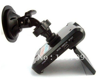 "Free shipping 4 Led Lights car camera video recorder 2.5"" TFT LCD Screen Vehicle Car DVR"
