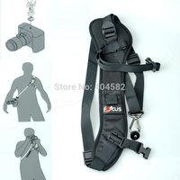 10pcs/lot Focus F-1 Quick Strap,world's fastest camera Strap ,shoulder Neck Strap for 550D 60D D7000 D3 all DSLR SLR