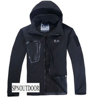 1 PCS 511 Waterproof Outdoor Coats Color: Black Green Gray Size: M L XL XXL Free Shipping