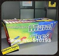 6ft Fitting Advertising Table Skirt