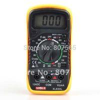 New XL830L LCD Digital Multi Tester Multimeter AC DC Ohm VOLT Meter